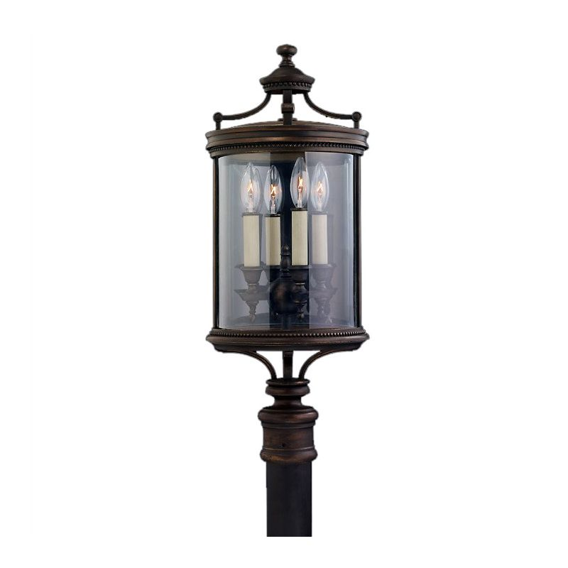 Fine Art Lamps 559483ST Louvre Four-Light Post Light with Antiqued Sale $934.50 ITEM: bci2258210 ID#:559483ST :
