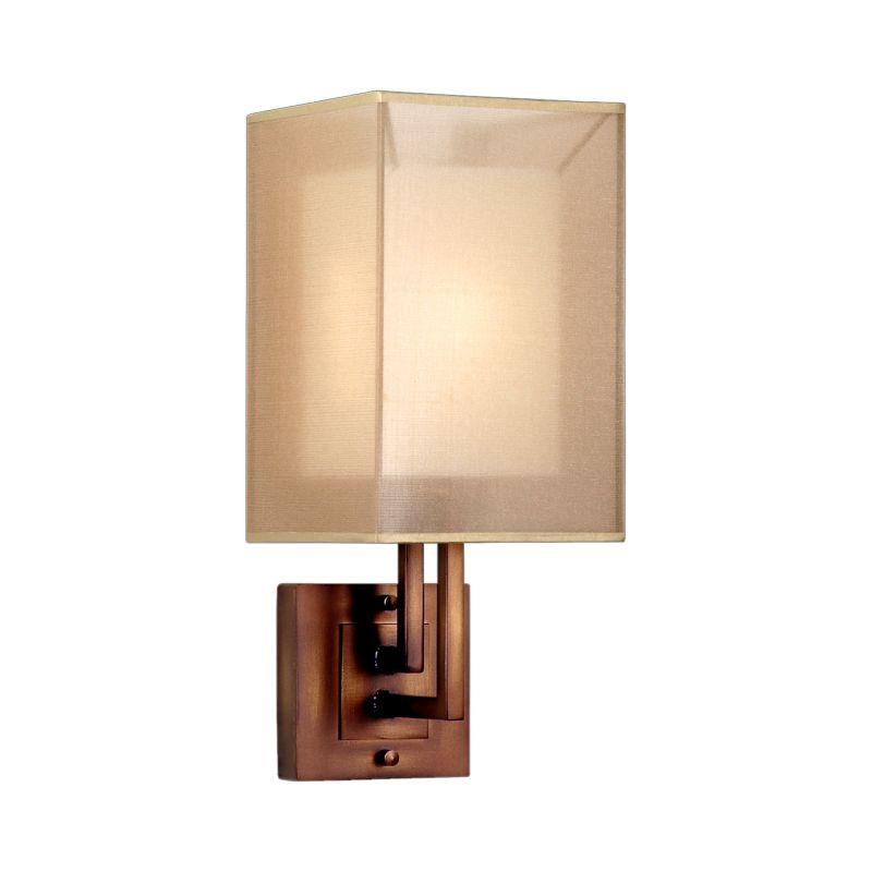 Fine Art Bathroom Lighting: Fine Art Lamps 586750ST Bourbon Quadralli Single-Light