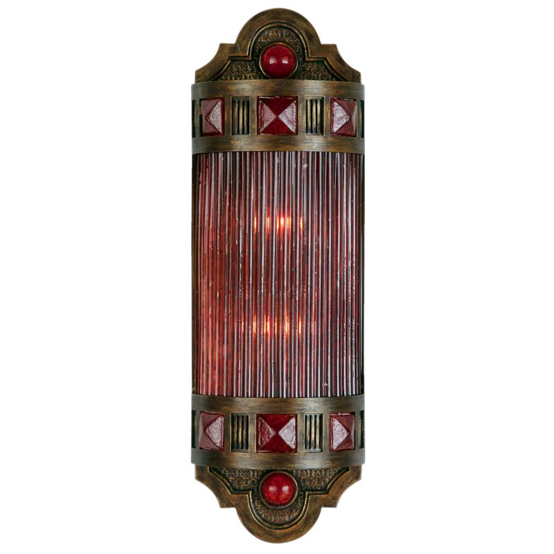 Fine Art Lamps 711150-4ST Scheherazade Two-Light Wall Sconce with
