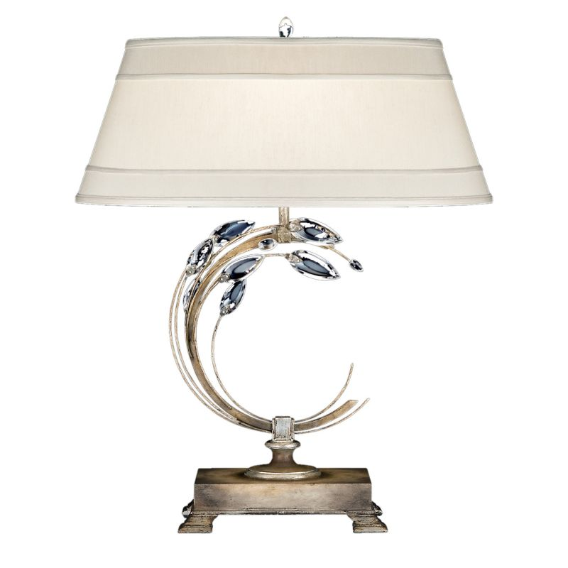 Fine Art Lamps 758610ST Crystal Laurel Single-Light Table Lamp with Sale $2068.50 ITEM: bci2258505 ID#:758610ST :