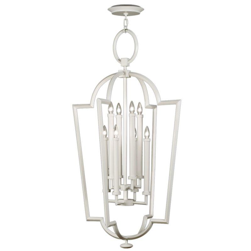 Fine Art Lamps 780440-5ST Black+White Story Eight-Light Foyer Pendant Sale $2772.00 ITEM: bci2258580 ID#:780440-5ST :