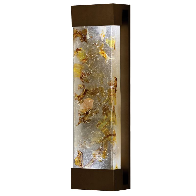 Fine Art Lamps 811050-11ST Crystal Bakehouse 7x24 Two-Light Wall