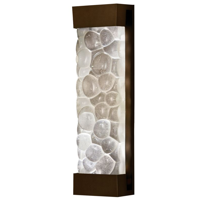 Fine Art Lamps 811050-14ST Crystal Bakehouse 7x24 Two-Light Wall