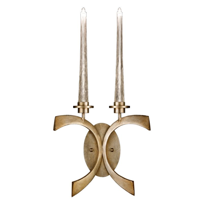 Fine Art Lamps 812850-2ST Crescents Two-Light Wall Sconce with Sale $1522.50 ITEM: bci2258884 ID#:812850-2ST :