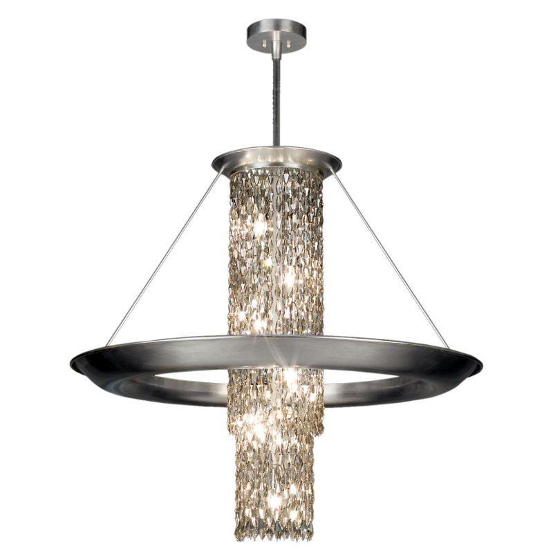 """Fine Art Lamps 813440ST Celestial Twelve-Light 39"""" Diameter Foyer"""