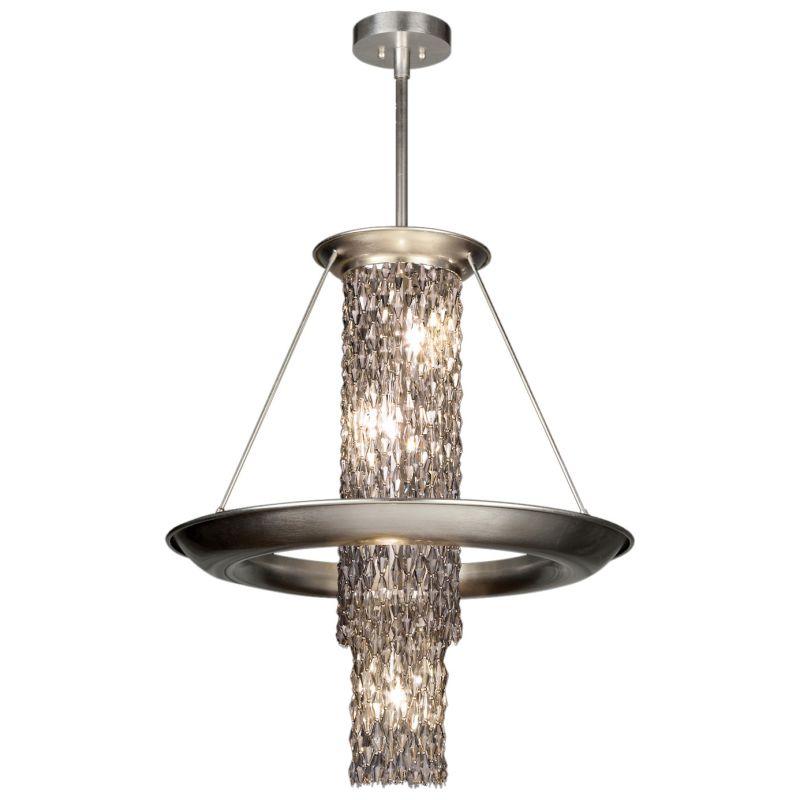"""Fine Art Lamps 813740ST Celestial Seven-Light 27"""" Diameter Foyer"""