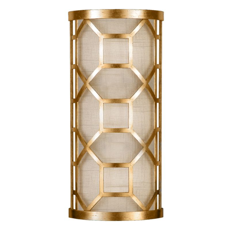 Fine Art Lamps 816850-2GU Allegretto Gold Two-Light Wall Sconce with Sale $1386.00 ITEM: bci2258924 ID#:816850-2GU :