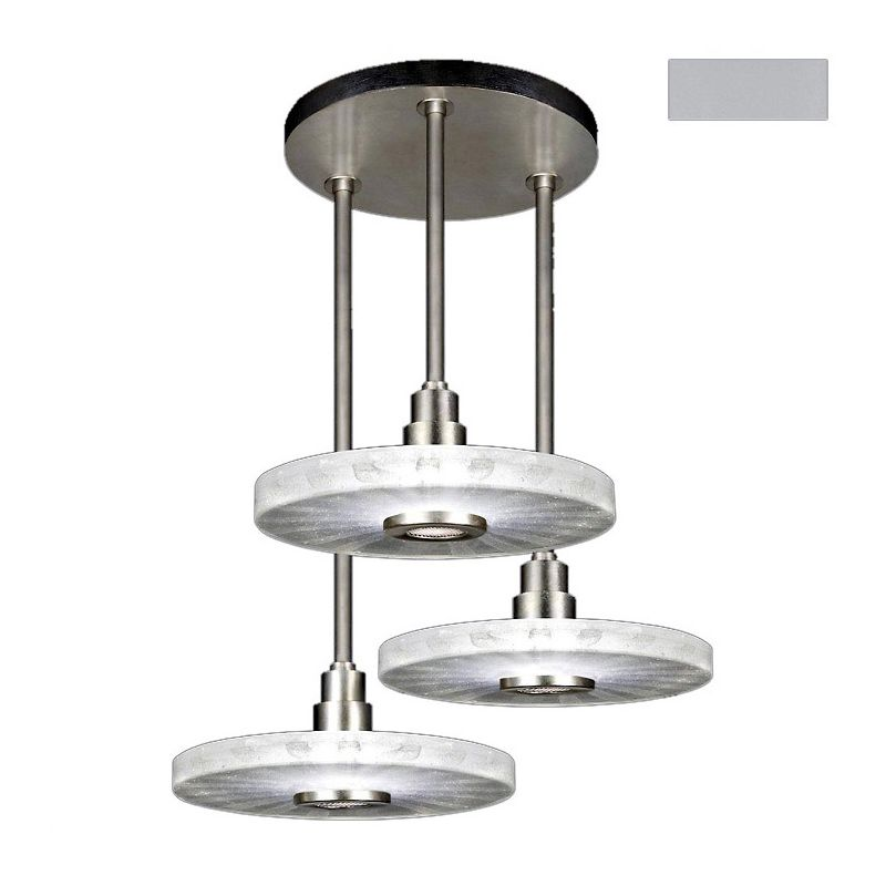 Fine Art Lamps 823640-23ST Crystal Bakehouse 32&quote Round Three-Light