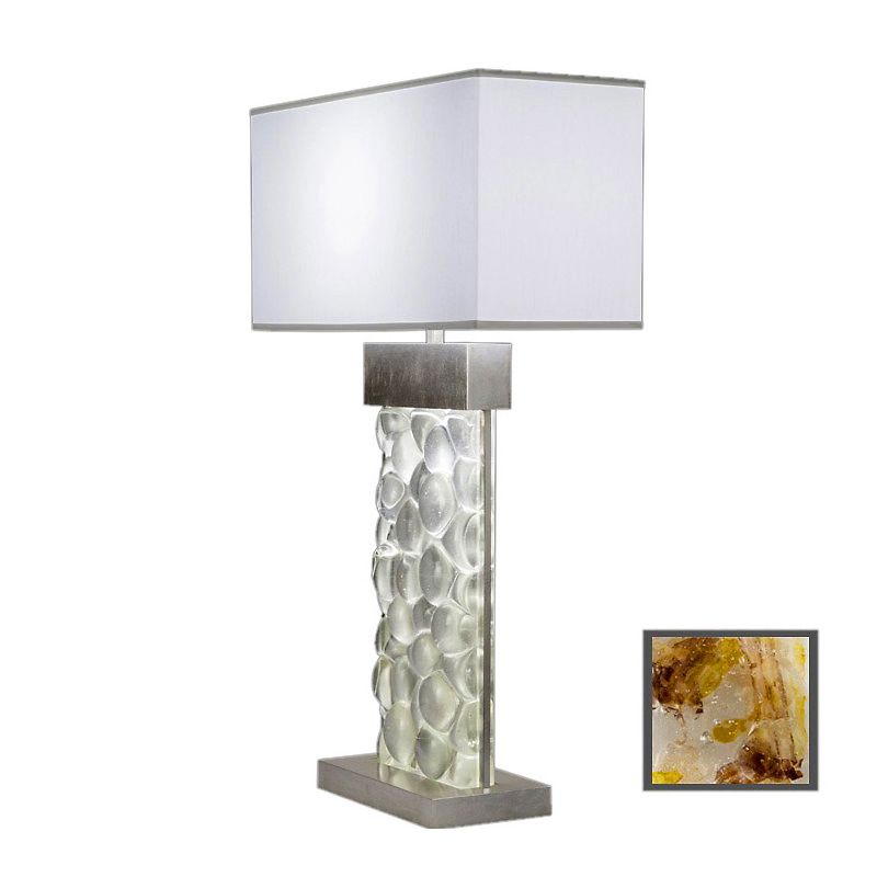 Fine Art Lamps 824610-31ST Crystal Bakehouse Two-Light Table Lamp with Sale $2047.50 ITEM: bci2259023 ID#:824610-31ST :