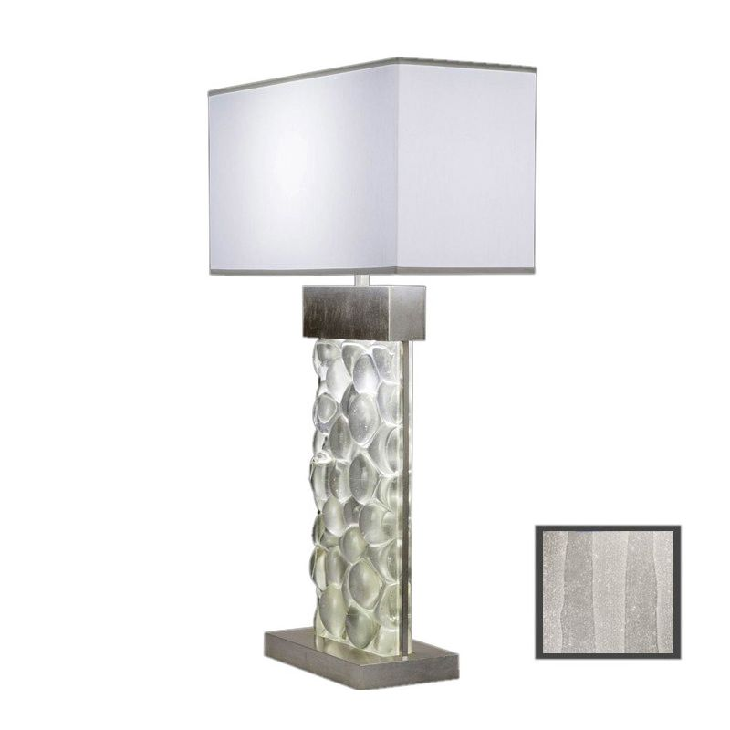 Fine Art Lamps 824610-33ST Crystal Bakehouse Two-Light Table Lamp with Sale $2047.50 ITEM: bci2259025 ID#:824610-33ST :