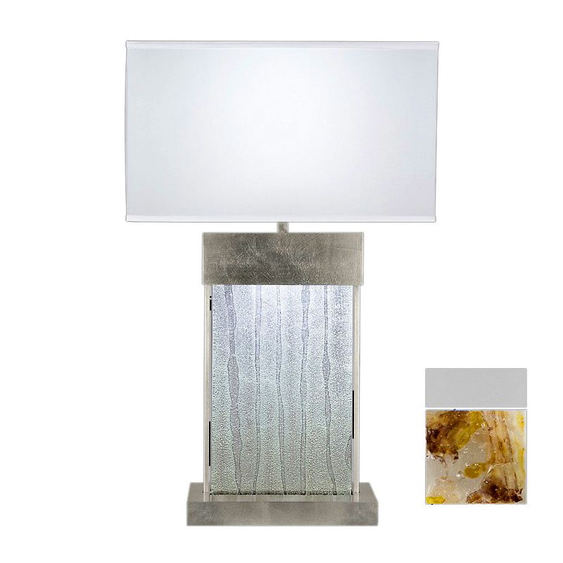 Fine Art Lamps 824810-21ST Crystal Bakehouse Two-Light Table Lamp with Sale $1816.50 ITEM: bci2259031 ID#:824810-21ST :