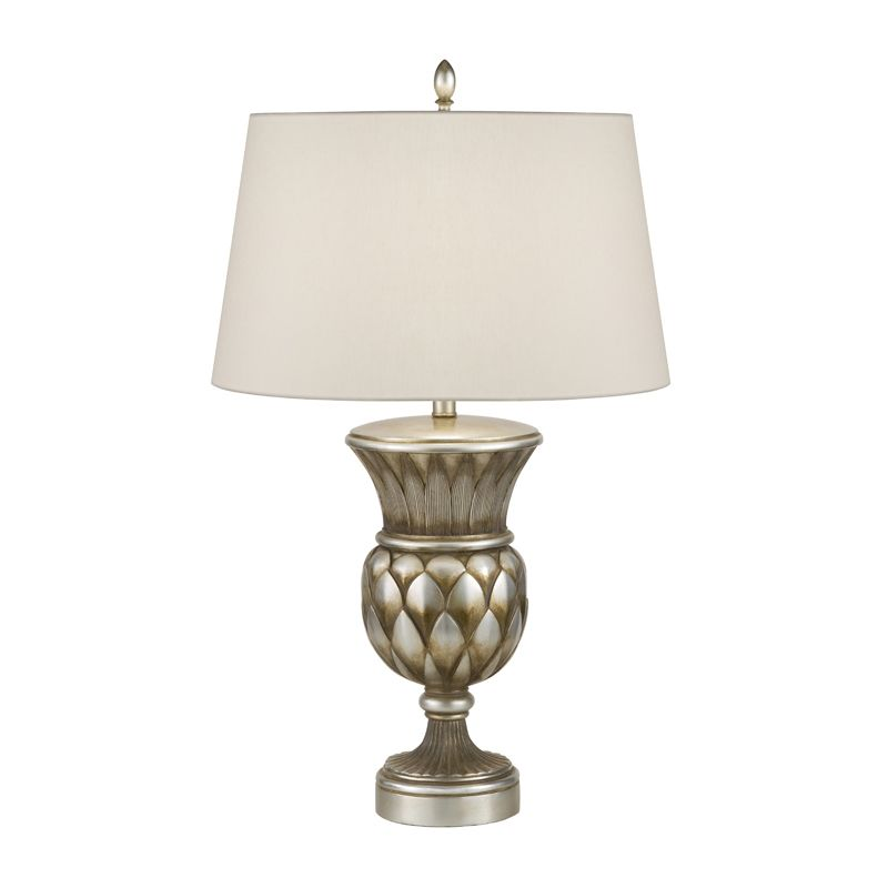Fine Art Lamps 829710st Antiqued Gold Stained Silver Leaf
