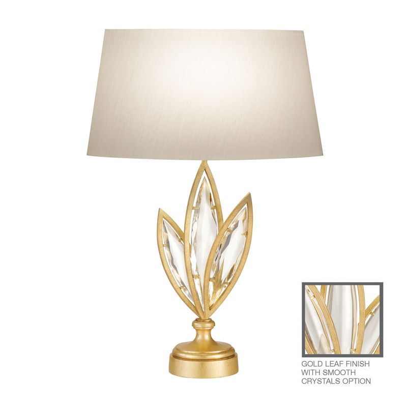 Fine Art Lamps 849810-21ST 1 Light Accent Table Lamp in Florentine