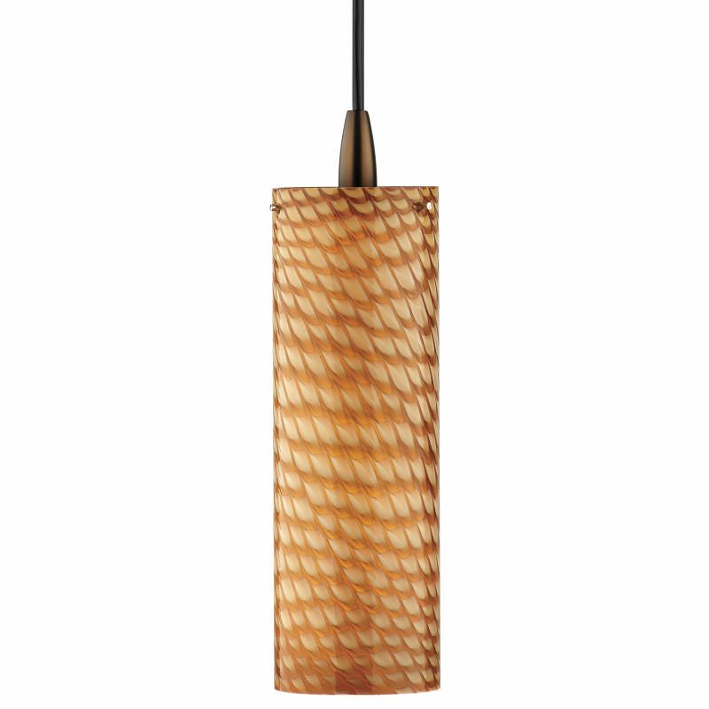 Forecast Lighting F5139NV A La Carte Amber Glass Shade from the Marta