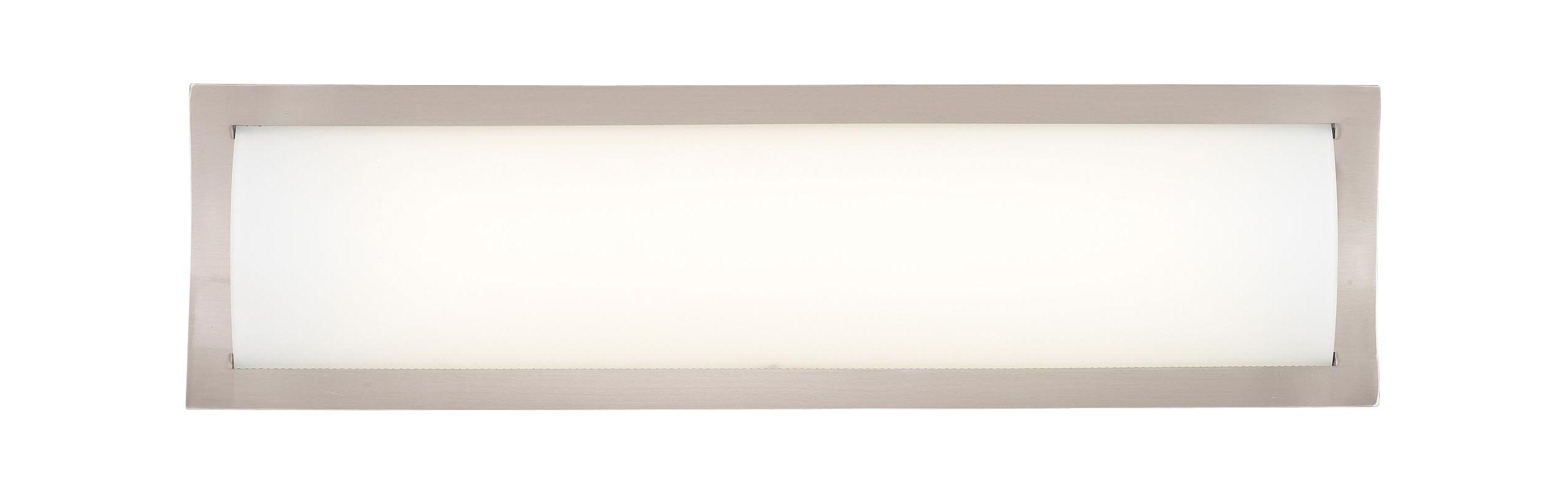 """Forecast Lighting F353036U 1 Light 24.75"""" Wide Bathroom Vanity Light Sale $243.00 ITEM: bci2747938 ID#:F353036U UPC: 742546092520 :"""