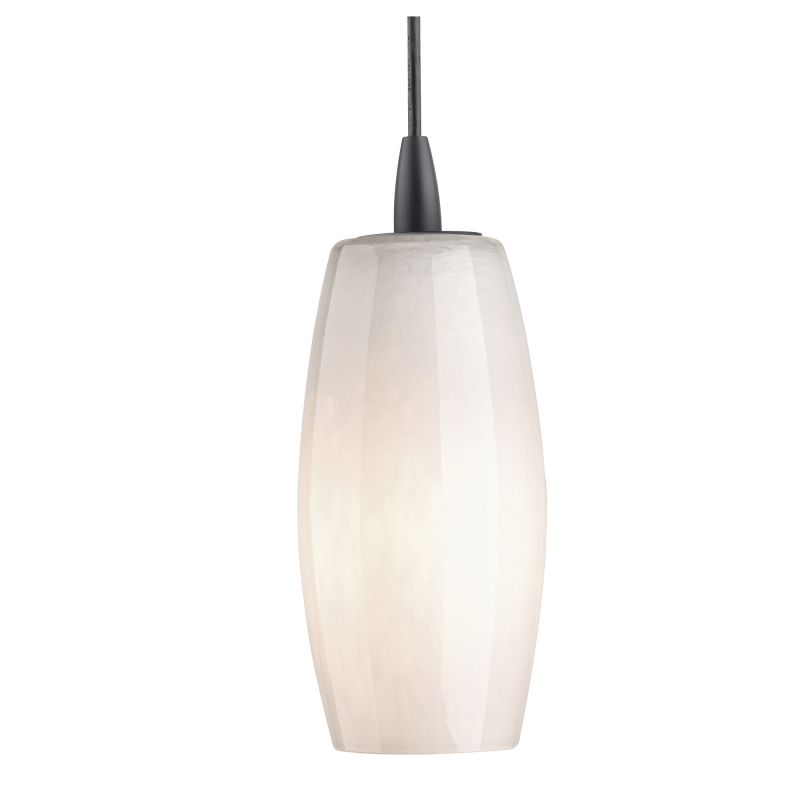 Forecast Lighting F5150 A La Carte White Cirrus Glass Shade from the