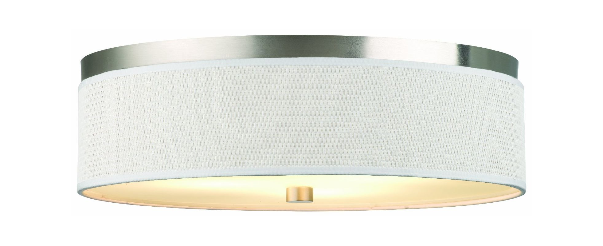 "Forecast Lighting F6155UNV 20.5"" Two Light Energy Efficient Flush"