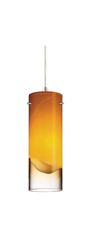 Forecast Lighting FQ0001062 A La Carte Amber Glass Shade from the