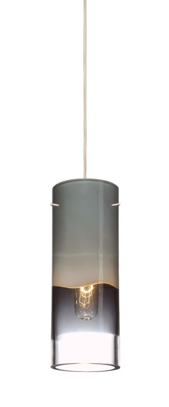 Forecast Lighting FQ0001065 A La Carte Smoked Glass Shade from the