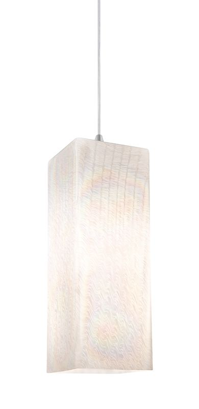Forecast Lighting FQ0003 Cotton Candy Replacement Shade Only White