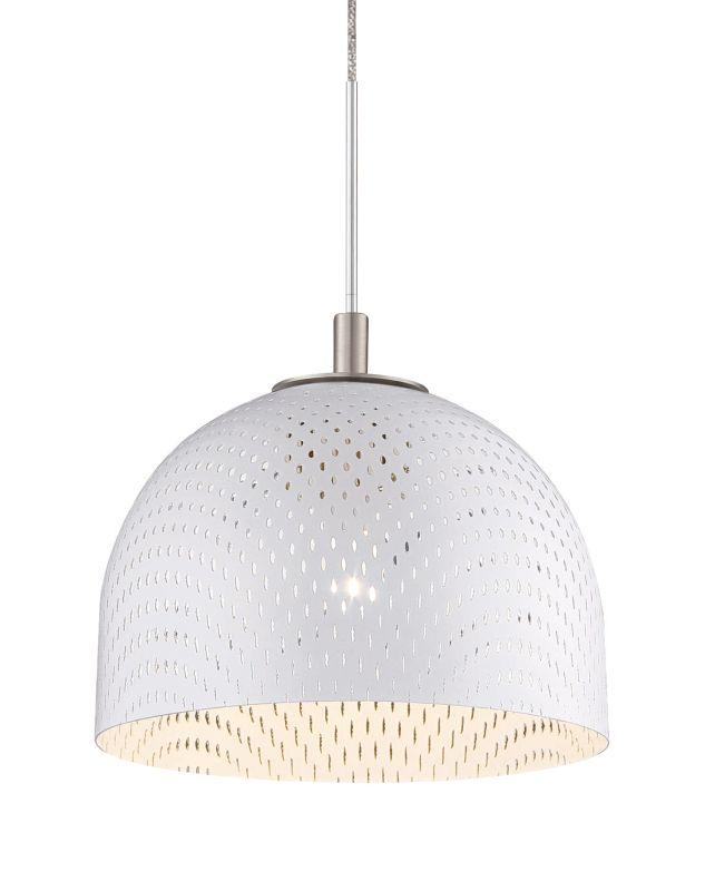 Forecast Lighting FQ0060873 A La Carte High Gloss White Metal Shade