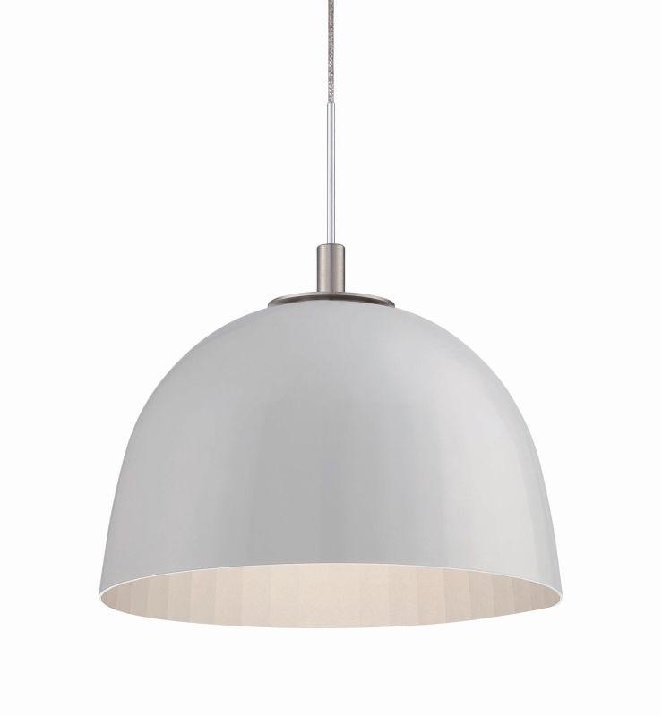 Forecast Lighting FQ0068873 A La Carte High Gloss White Metal Shade