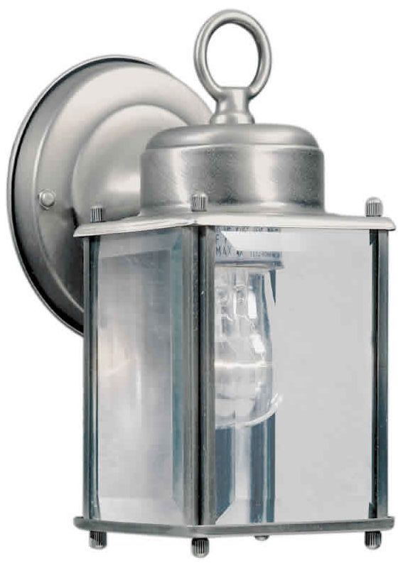 Forte Lighting 1005-01 Craftsman / Mission Outdoor Wall Sconce from