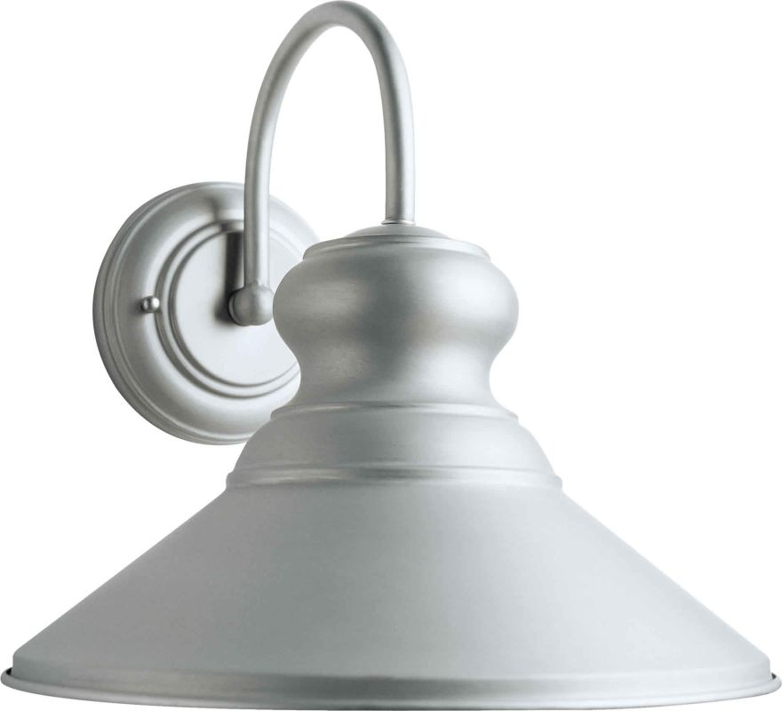 Forte Lighting 1227-01 Energy Efficient Outdoor 11.25Wx11.25Hx12E Wall Sale $84.00 ITEM: bci1232198 ID#:1227-01-55DS UPC: 93185028655 :