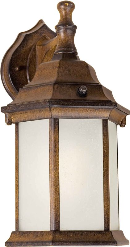 Forte Lighting 17004-01 Energy Efficient Fluorescent6.5Wx12Hx8E