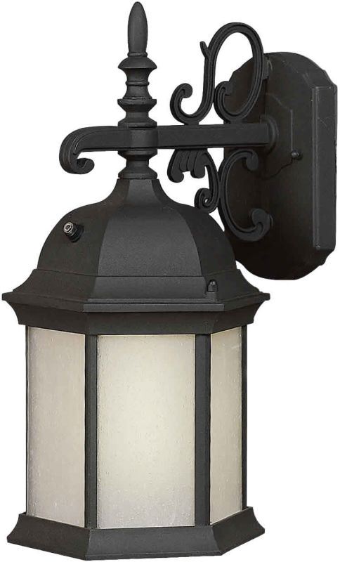 Forte Lighting 17008-01 Energy Efficient Traditional / Classic Outdoor