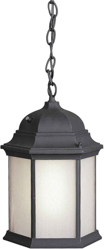 Forte Lighting 17011-01 Energy Efficient Traditional / Classic Outdoor