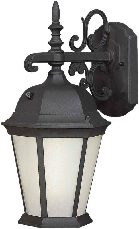 Forte Lighting 17013-01 Energy Efficient Traditional / Classic Outdoor