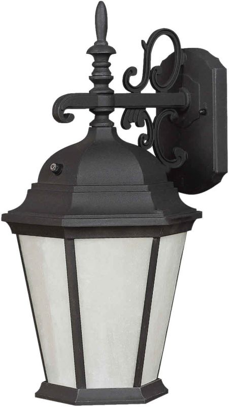 Forte Lighting 17015-01 Energy Efficient Traditional / Classic Outdoor