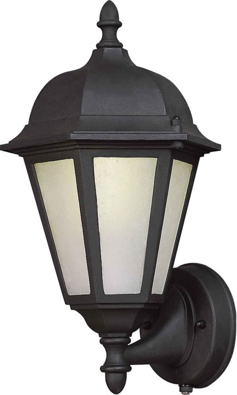 Forte Lighting 17016-01 Energy Efficient Traditional / Classic Outdoor