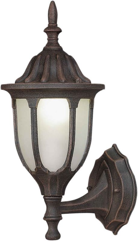 Forte Lighting 17023-01 Energy Efficient Traditional / Classic Outdoor