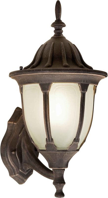 Forte Lighting 17033-01 Energy Efficient Fluorescent 9.5Wx18Hx11E