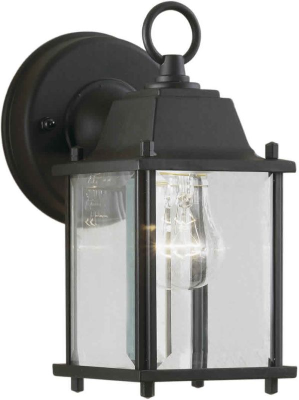 Forte Lighting 1705-01 Craftsman / Mission Outdoor Wall Sconce from
