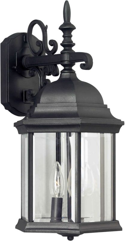 Forte Lighting 1708-03 Outdoor Wall Sconce from the Exterior Lighting
