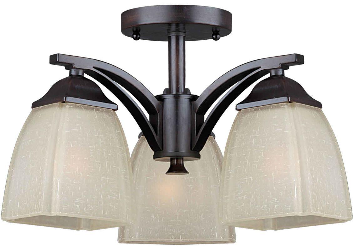 Forte Lighting 2189-03 Semi-Flush Ceiling Fixture Antique Bronze Sale $130.00 ITEM: bci389551 ID#:2189-03-32 UPC: 93185012708 :