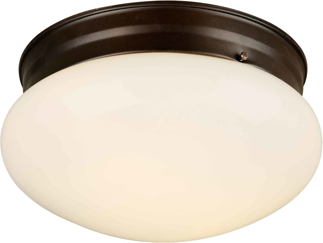 Forte Lighting 6002-01 Functional Flushmount Ceiling Fixture from the Sale $13.98 ITEM: bci831354 ID#:6002-01-32 UPC: 93185040534 :
