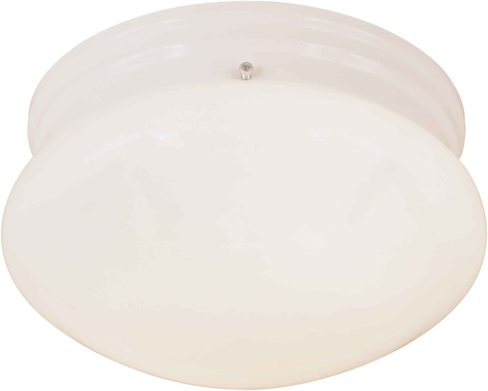 Forte Lighting 6003-3 Functional Flushmount Ceiling Fixture from the