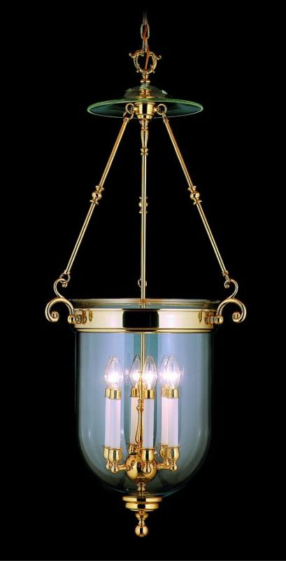 Framburg FR 7406 Six Light Foyer Pendant from the Independence Hall