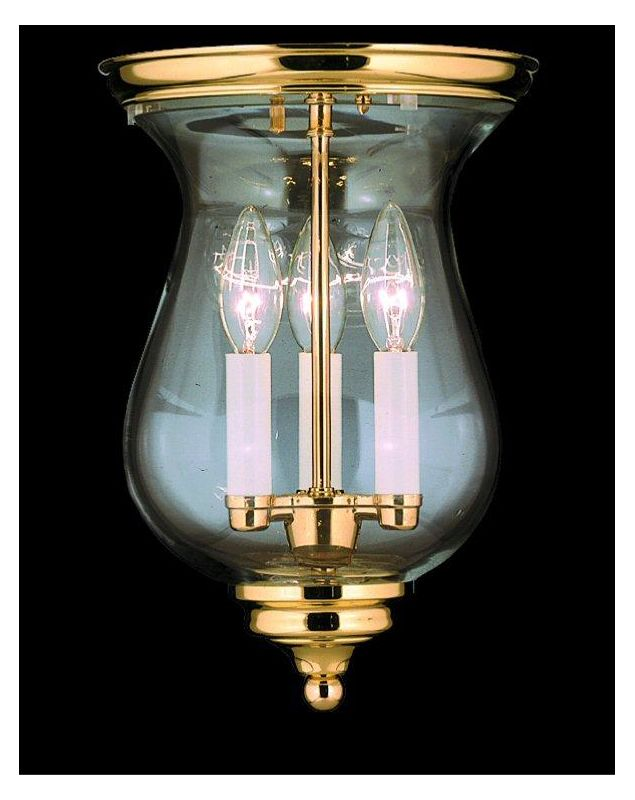 Framburg FR 7572 Flushmount Ceiling Fixture from the Independence Hall