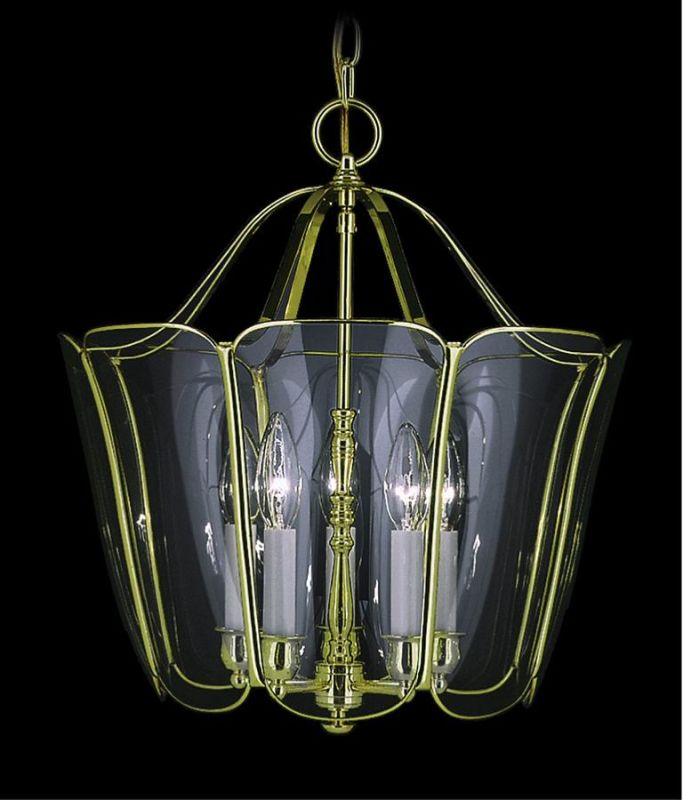 Framburg FR 7750 Five Light Foyer Pendant from the Yorkshire Sale $990.00 ITEM: bci302487 ID#:7750 PB :