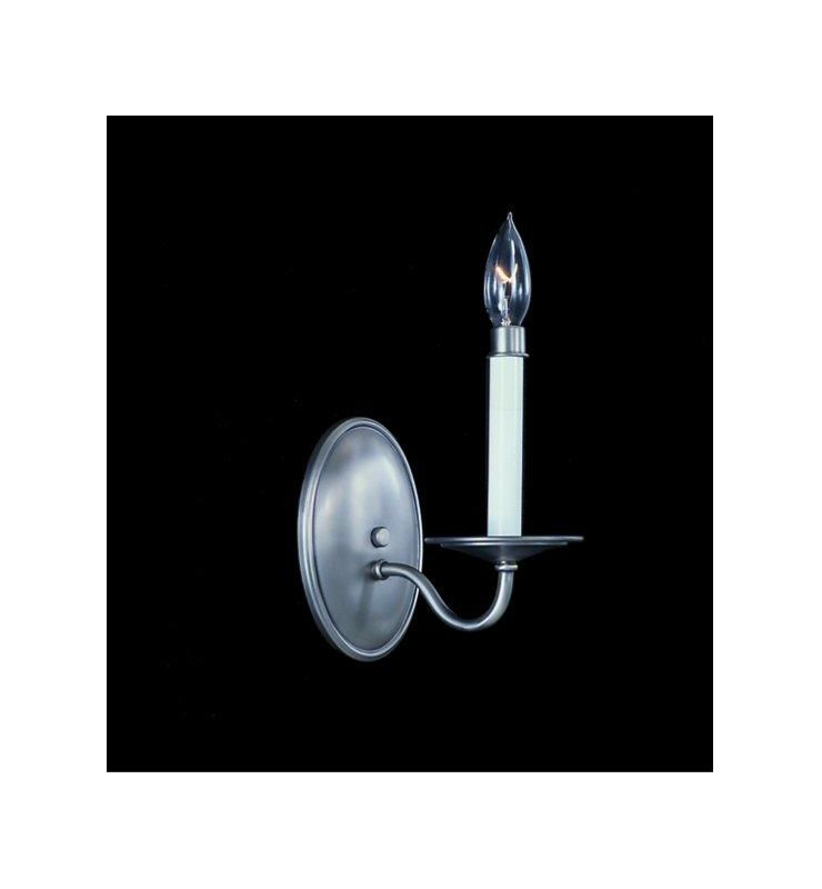 Framburg FR 7911 Williamsburg Up Lighting Wall Sconce from the Early