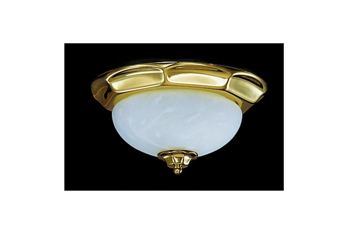 Framburg FR 8007 Flushmount Ceiling Fixture from the Fin De Siecle