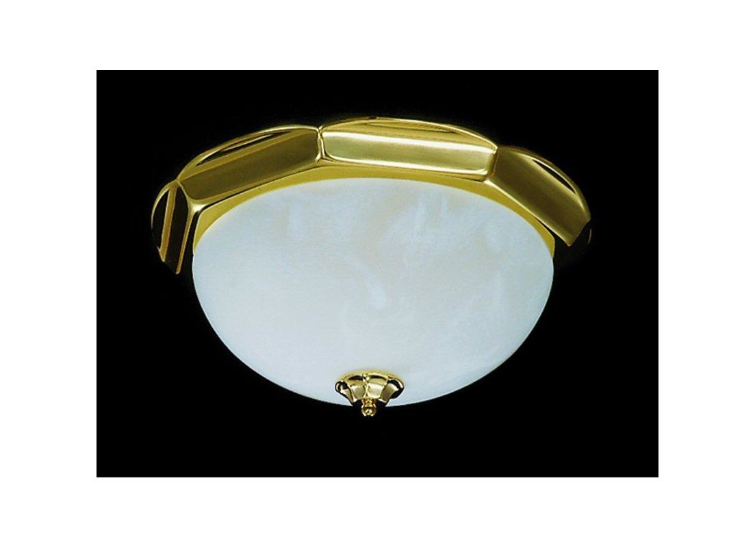 Framburg FR 8009 Flushmount Ceiling Fixture from the Fin De Siecle
