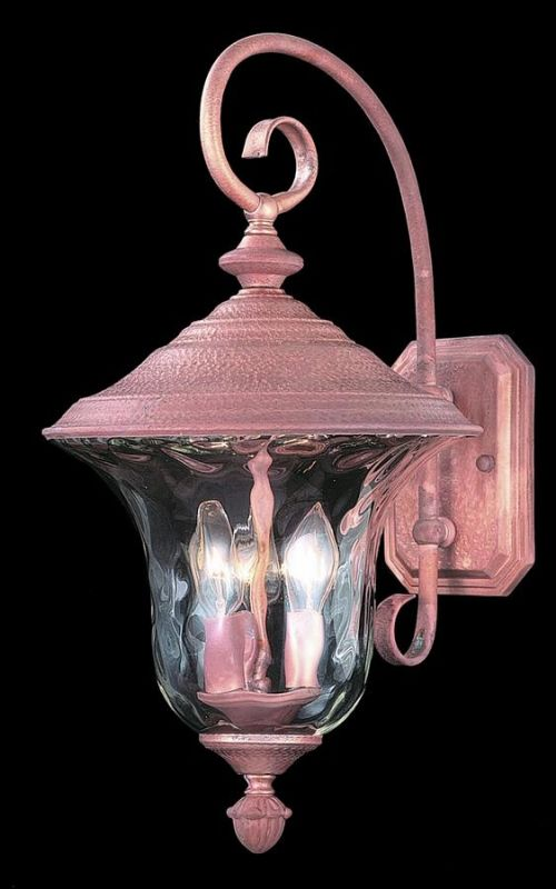 Framburg FR 8325 Outdoor Wall Sconce from the Carcassonne Collection
