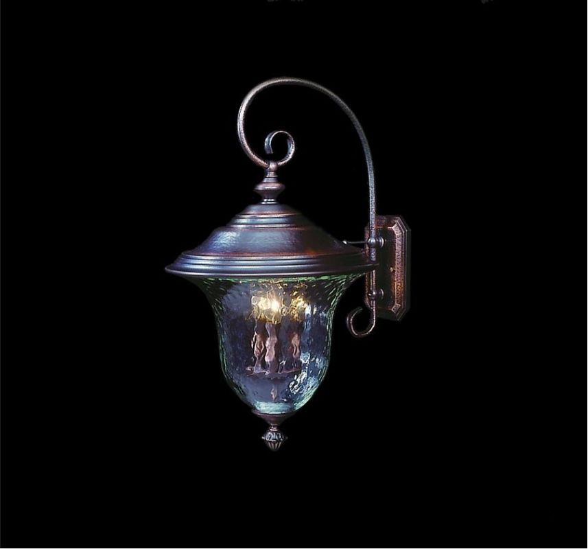 Framburg FR 8330 Outdoor Wall Sconce from the Carcassonne Collection