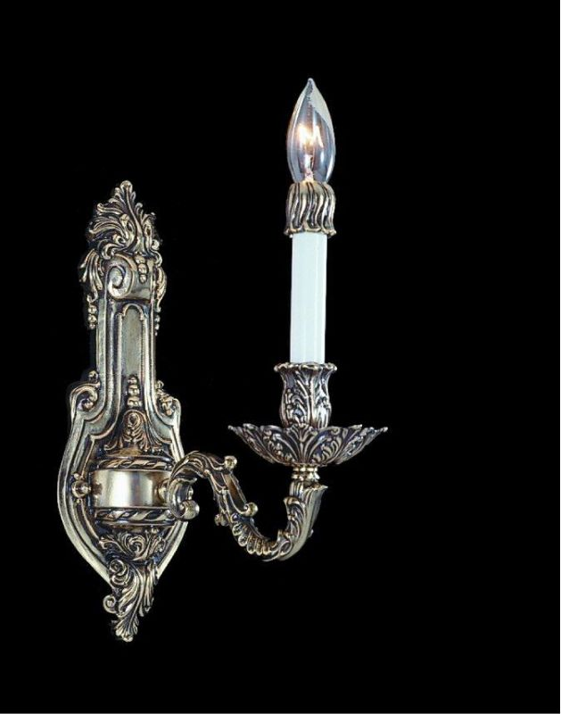 Framburg FR 8701 Up Lighting Wall Sconce from the Napoleonic